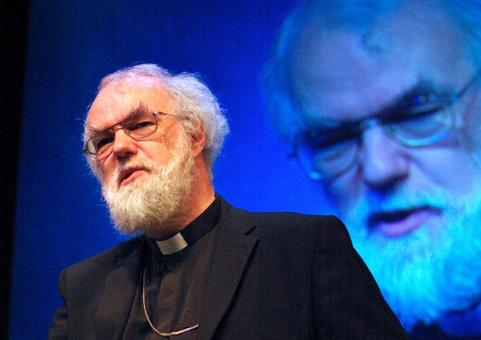 Archbishop Rowan Williams on the Guardian Stage